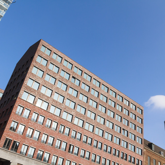 """""""Apartments and offices #2"""" stock image"""