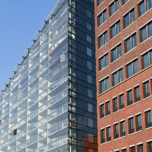 """""""Apartments and offices #1"""" stock image"""