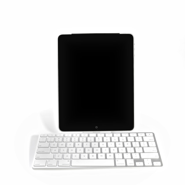 """Apple Ipad"" stock image"