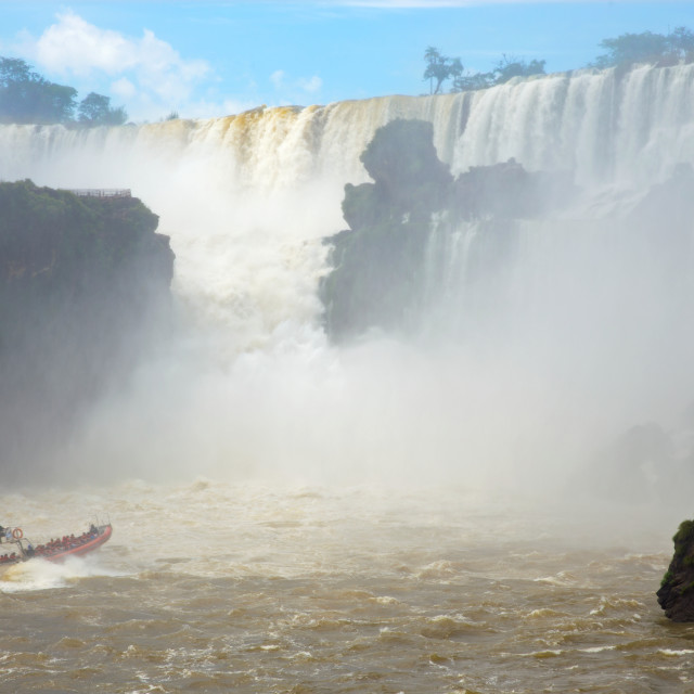 """Parque Nacional Iguazu"" stock image"