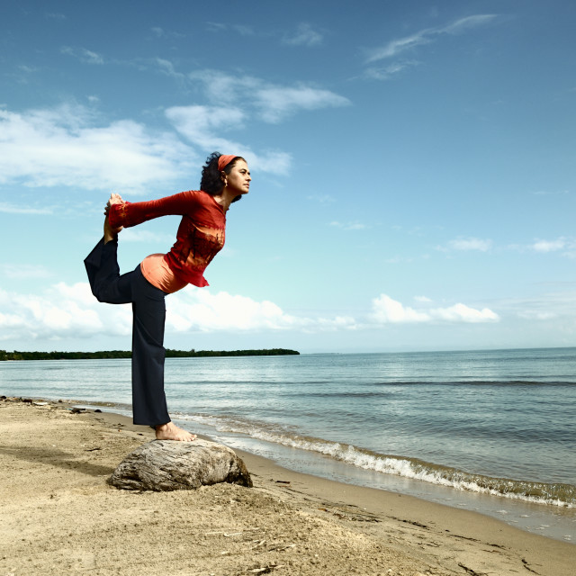 """Balance and nature"" stock image"