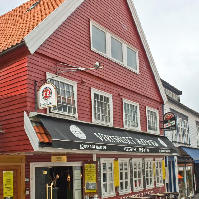 """""""Stavanger Bar"""" stock image"""