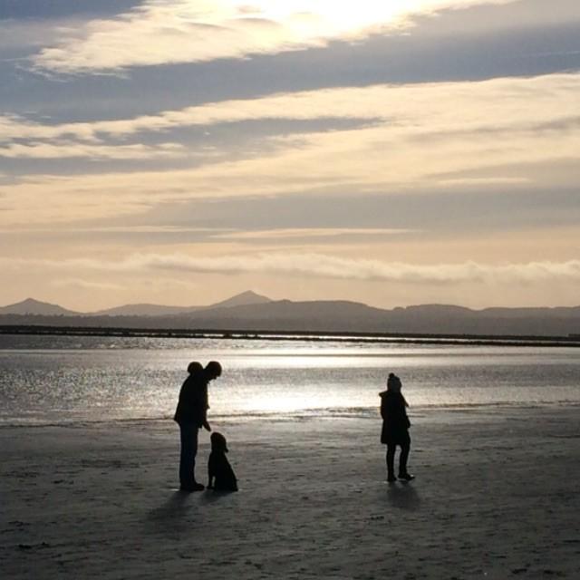 """Dublin bay"" stock image"