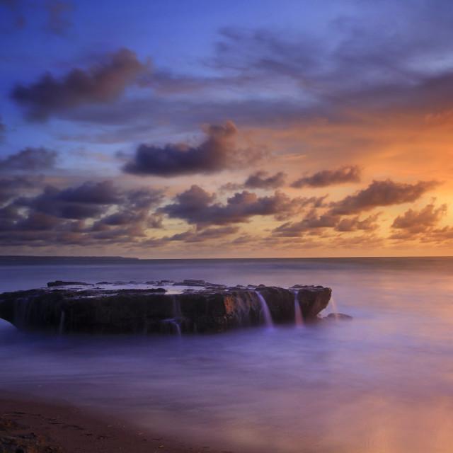 """""""Island Of Gods"""" stock image"""