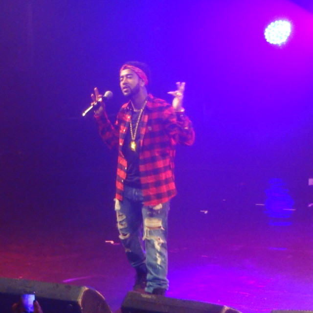 """""""Musicalize: Omarion Concert, Koko Club, Camden London, Mon. 16th March 2015."""" stock image"""