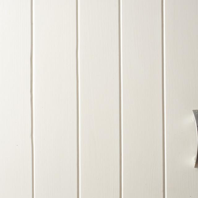 """Wood texture of a painted cupboard door"" stock image"