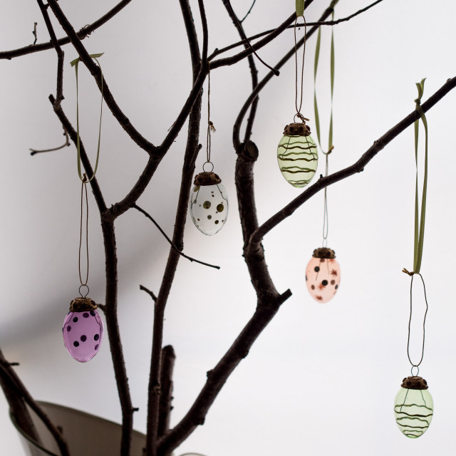 """Easter Tree 3"" stock image"