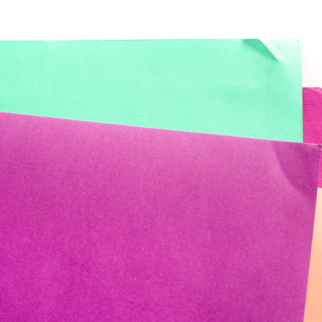 """""""colorful paper"""" stock image"""