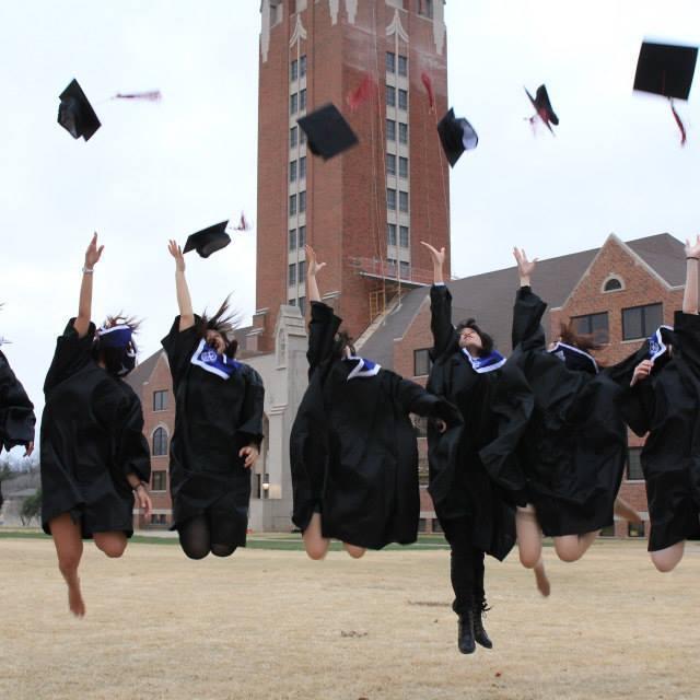 """Graduation"" stock image"