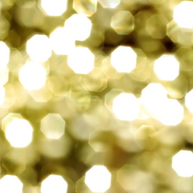 """""""golden light bokeh"""" stock image"""