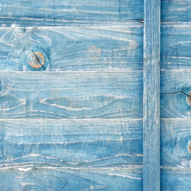 """blue weathered wood"" stock image"