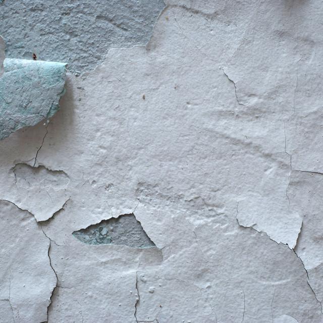 """Peeling paint"" stock image"
