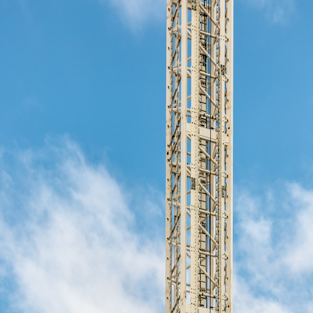 """""""Scaffold structure"""" stock image"""