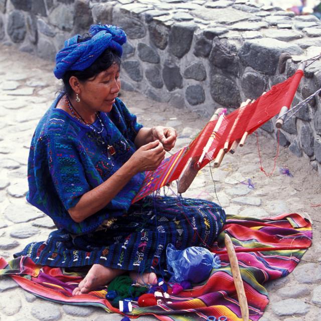 """LATIN AMERICA GUATEMALA"" stock image"