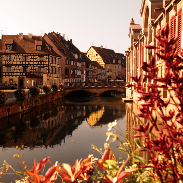 """EUROPE FRANCE ALSACE"" stock image"