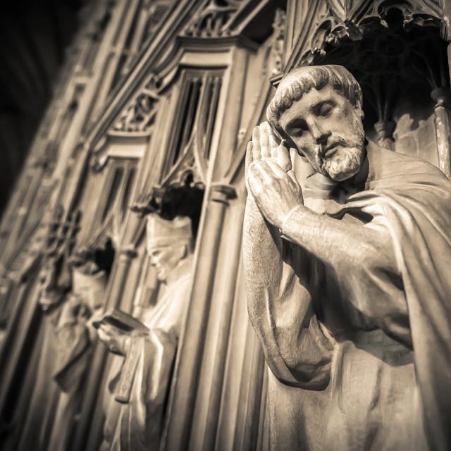 """religious statues"" stock image"
