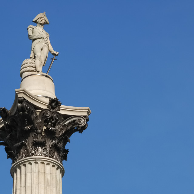 """""""Lord Nelson"""" stock image"""