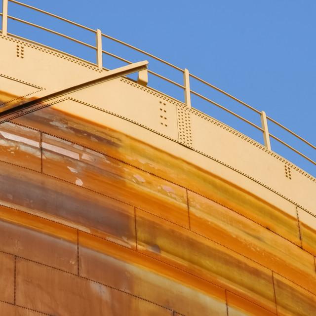"""refinery storage"" stock image"