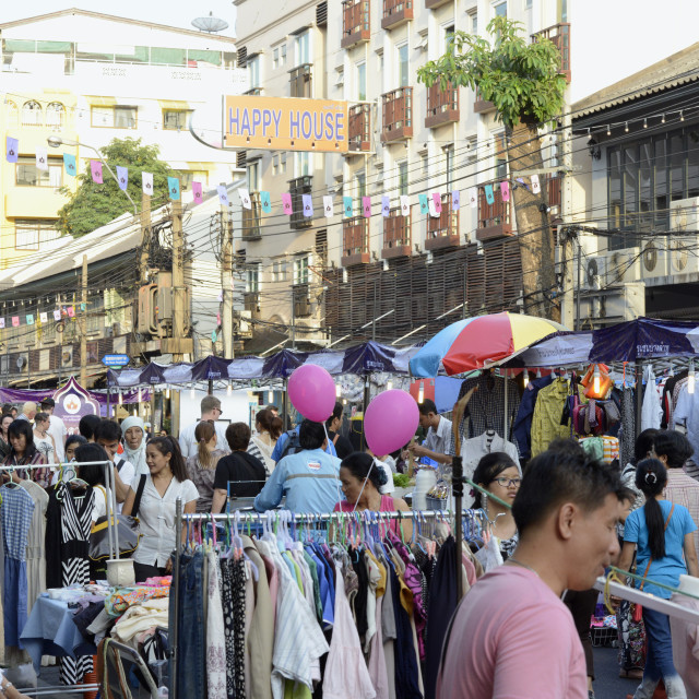 """ASIA THAILAND BANGKOK"" stock image"