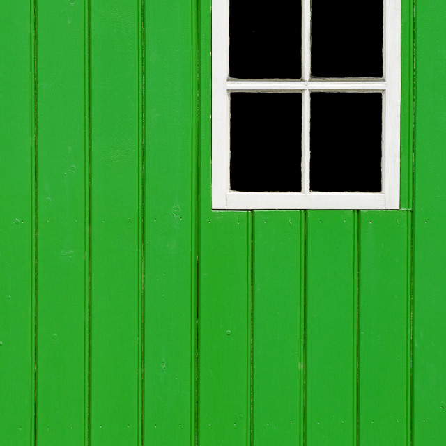"""green panel windows"" stock image"