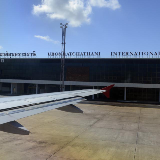 """""""ASIA THAILAND ISAN UBON RATCHATHANI"""" stock image"""