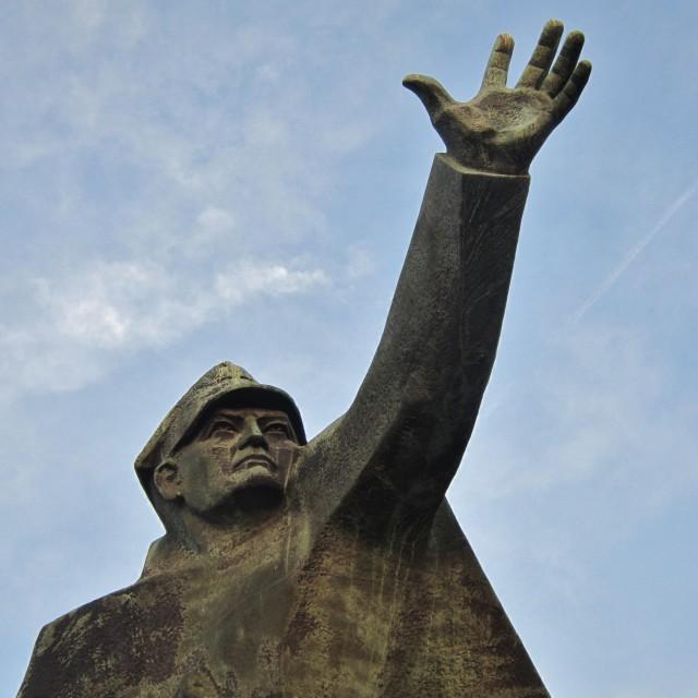 """""""Kościuszkowców monument"""" stock image"""