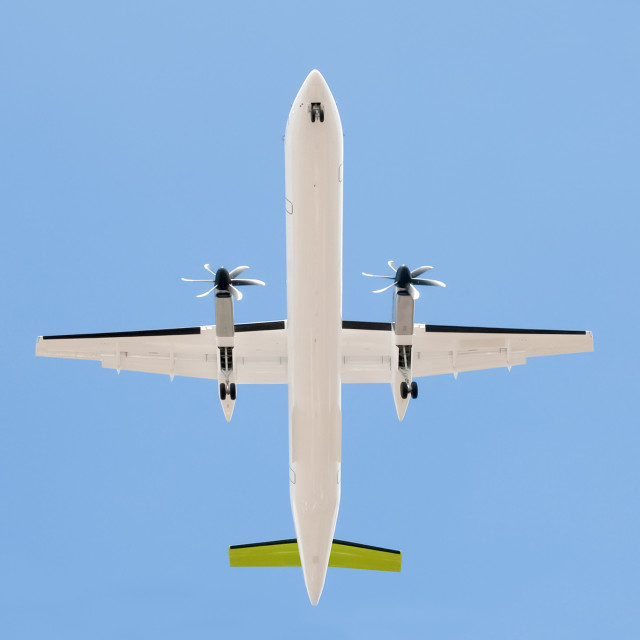"""propeller aircraft"" stock image"