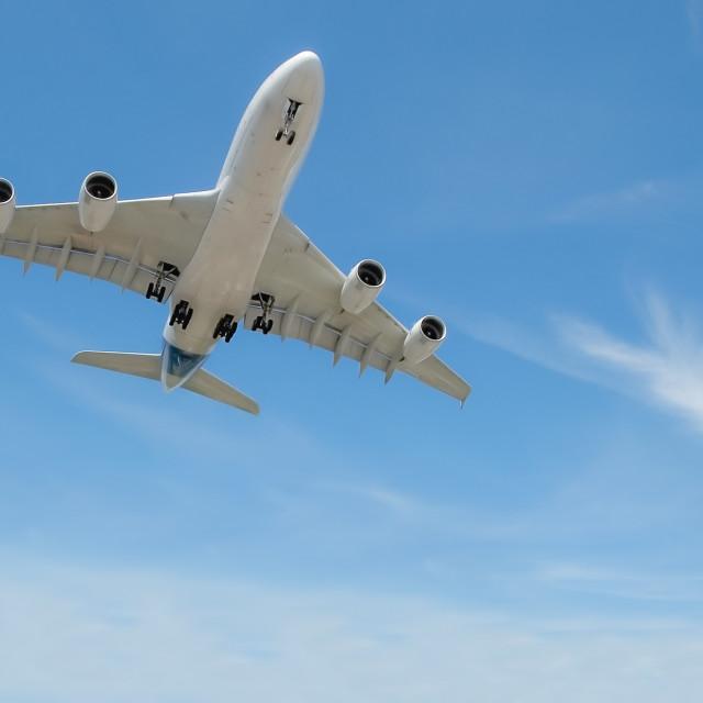 """flight path"" stock image"