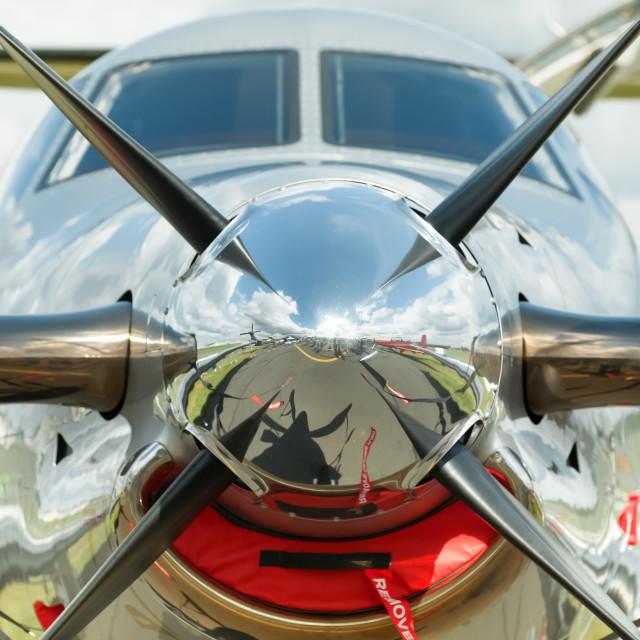 """aircraft propeller"" stock image"