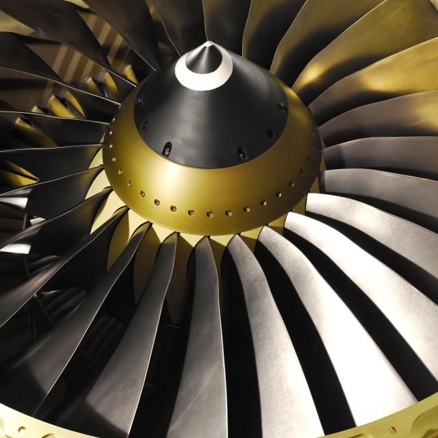 """engine blades"" stock image"