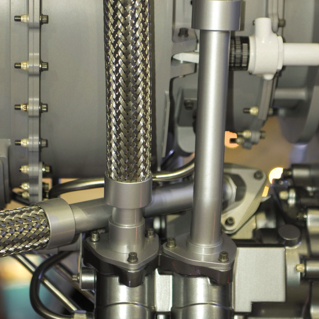 """hydraulic valves"" stock image"