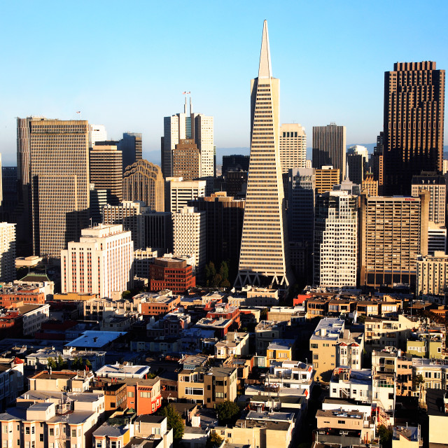 """San Francisco"" stock image"