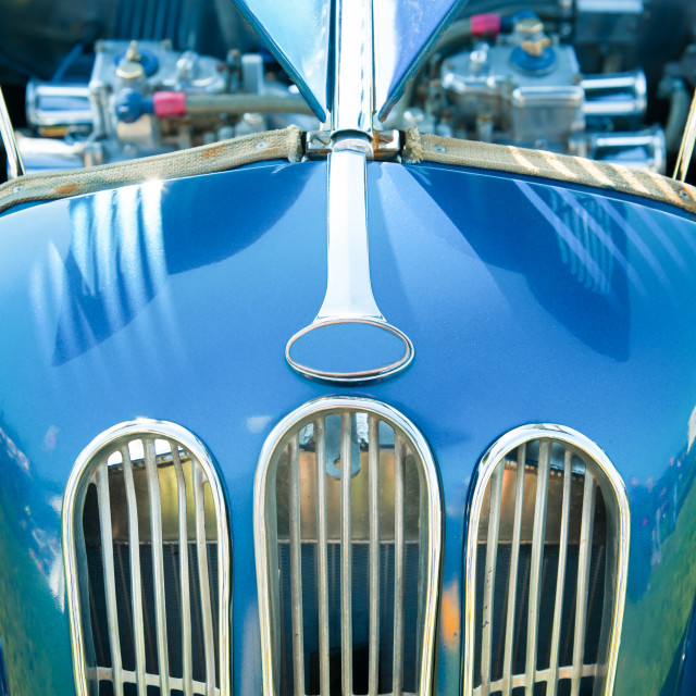 """""""auto grille"""" stock image"""