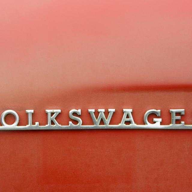 """""""volkswagen"""" stock image"""