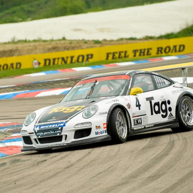 """Porsche Carrera"" stock image"