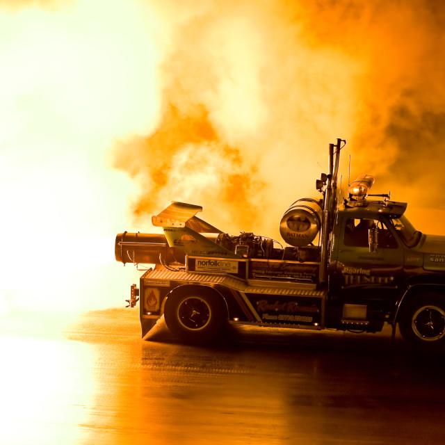 """jet truck"" stock image"