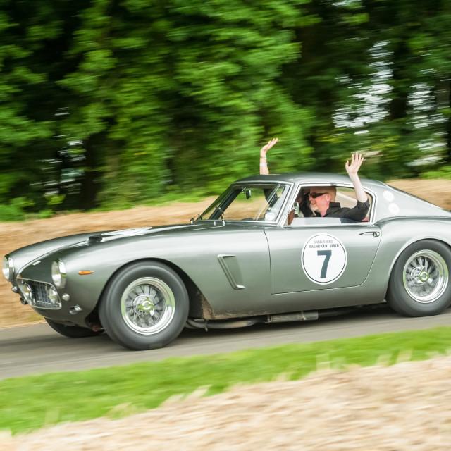 """""""Ferrari 250"""" stock image"""