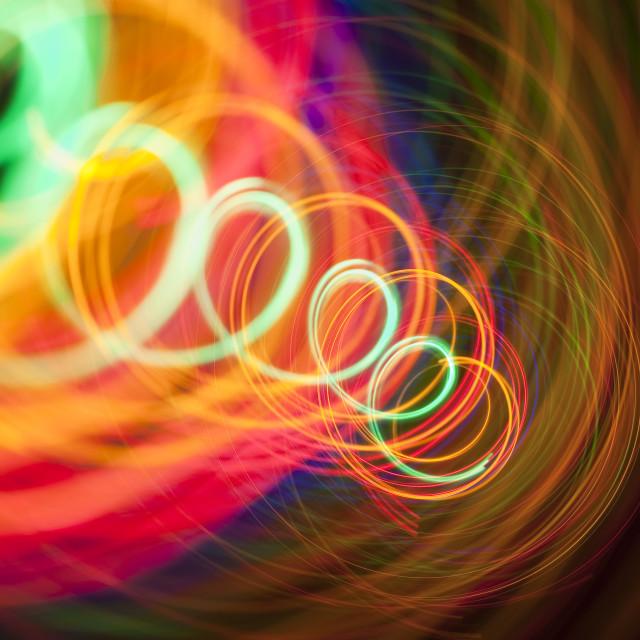 """light spiral"" stock image"