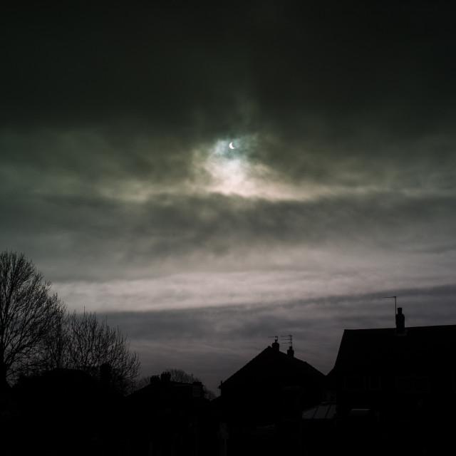 """Eclipse"" stock image"
