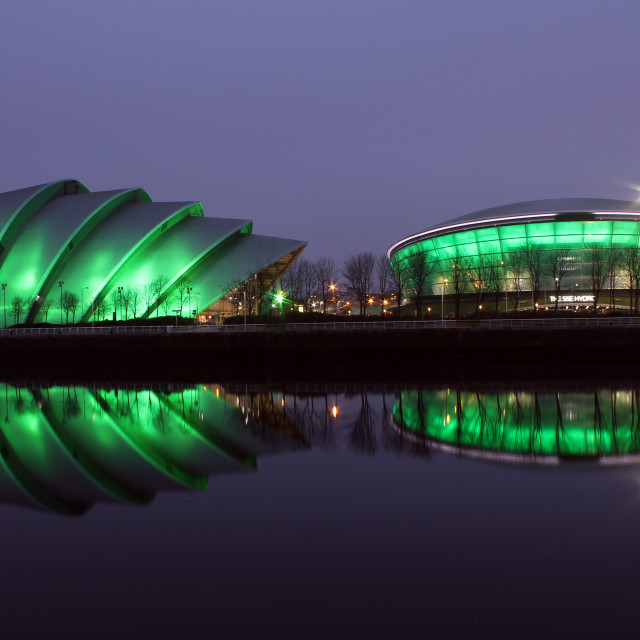 """SSE Hydro Goes Green"" stock image"