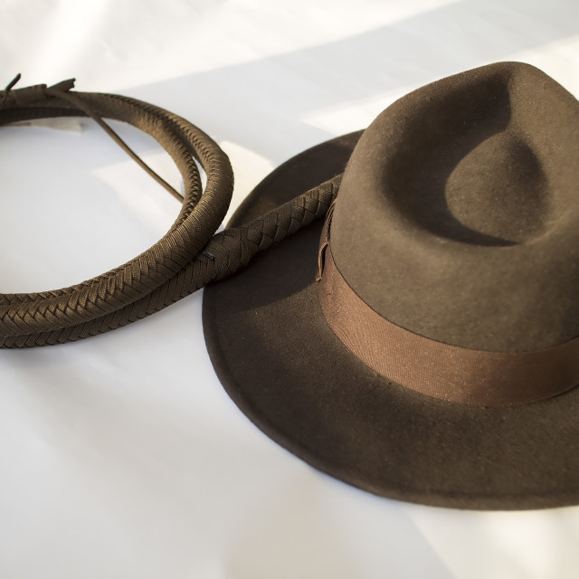"""""""hat and whip"""" stock image"""
