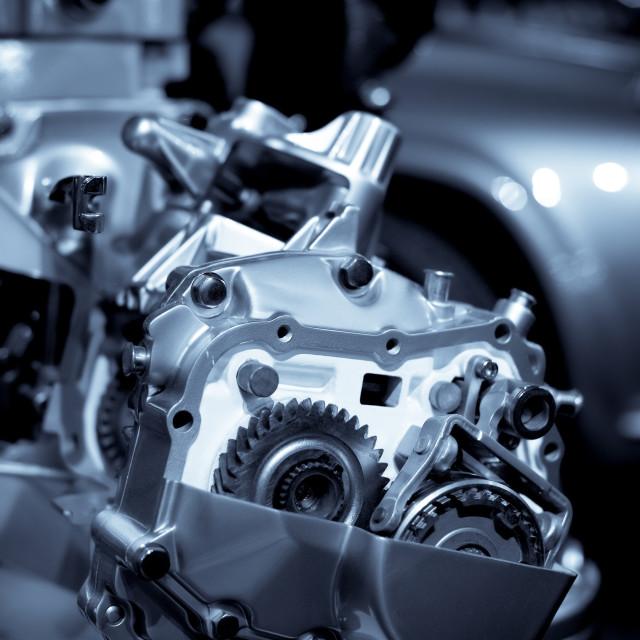 """automotive engineering"" stock image"