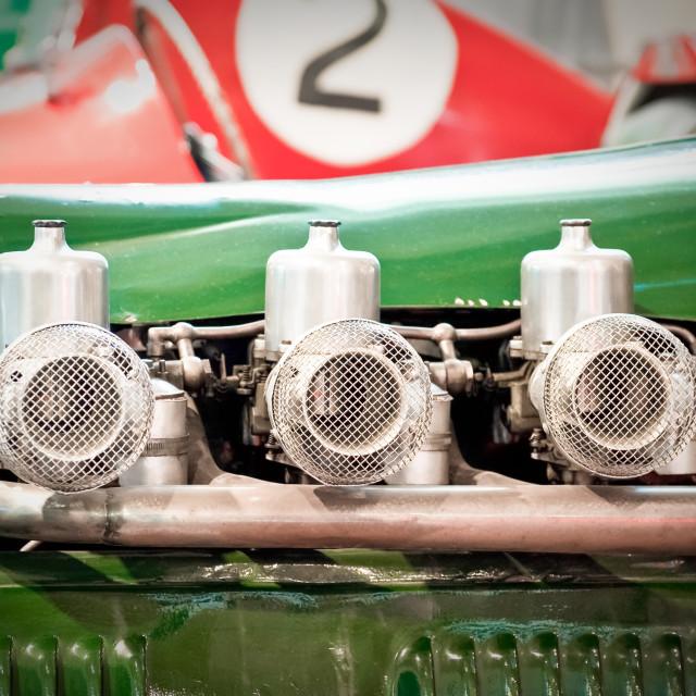 """""""carburetors"""" stock image"""