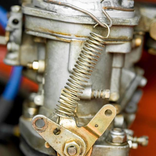 """carburetor"" stock image"