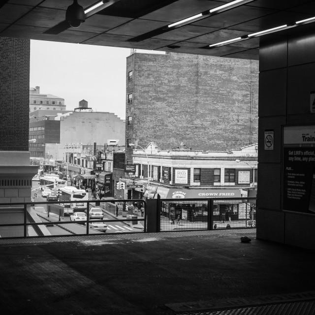 """New York Train Station"" stock image"