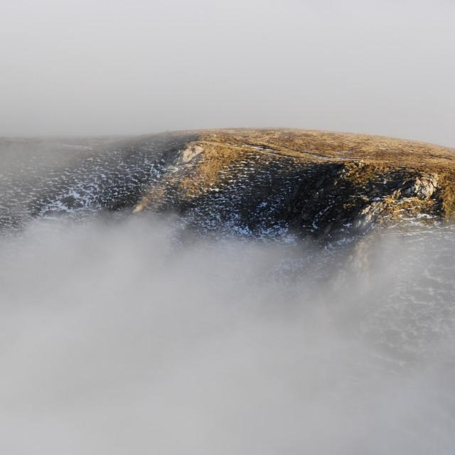 """Summit Ridge"" stock image"