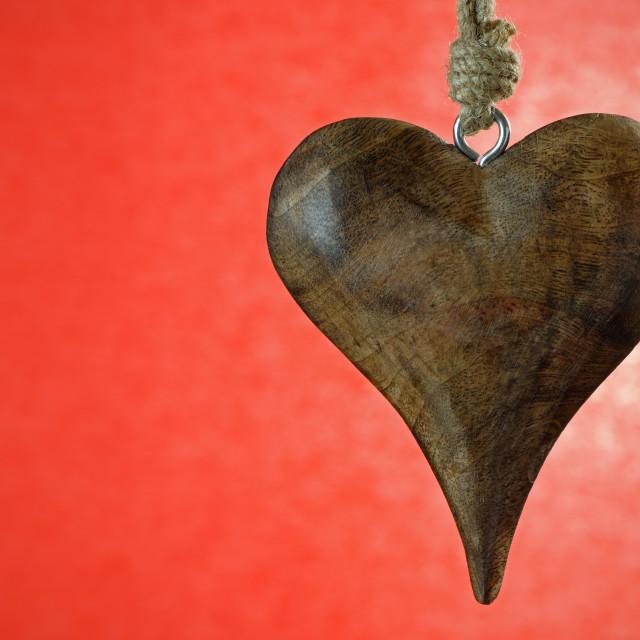 """Valentine Heart"" stock image"