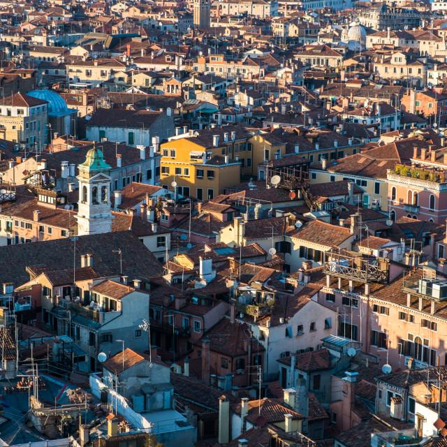 """""""City of Venice, Italy"""" stock image"""
