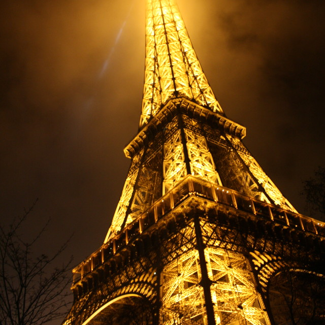 """Eiffel Tower"" stock image"