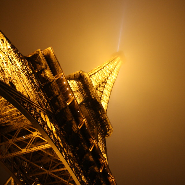 """Eiffel Towe"" stock image"